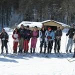 Séjour ski au Noyer…